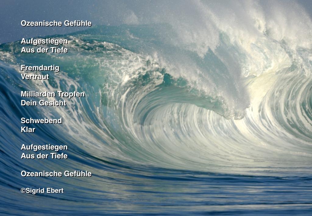Ozeanische Gefühle