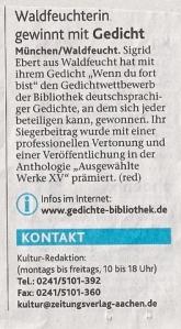 Heinsberger Zeitung Regionales:Kultur
